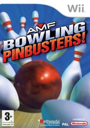 AMF Bowling Pinbusters! for Wii
