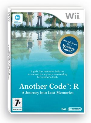 Another Code R A Journey into Lost Memories for Wii