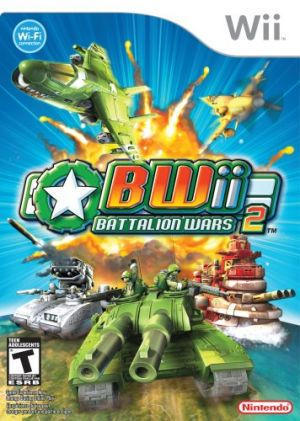 Battalion Wars 2 for Wii