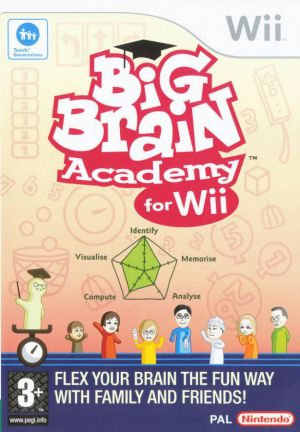 Big Brain Academy for Wii for Wii