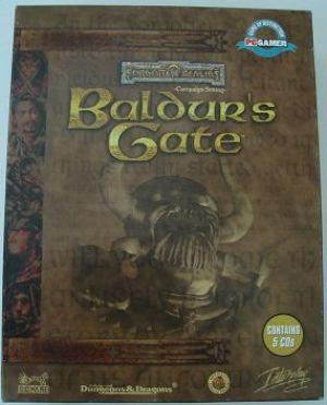 Baldur's Gate for Windows PC