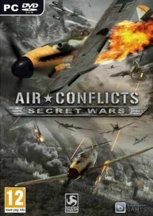 Air Conflicts: Secret Wars for Windows PC