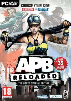APB Reloaded - The Boxed Special Edition for Windows PC