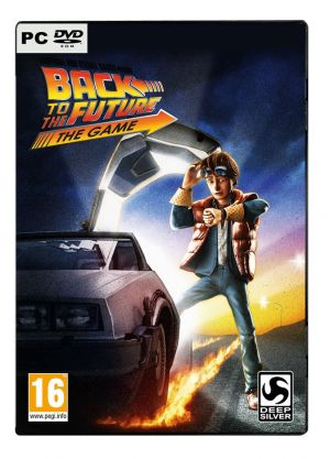 Back To The Future: The Game for Windows PC