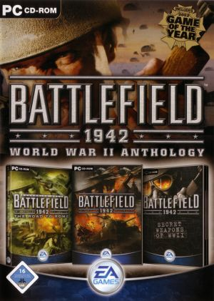 Battlefield 1942 World War II Anthology for Windows PC