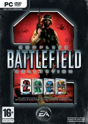 Battlefield 2: Complete Collection for Windows PC