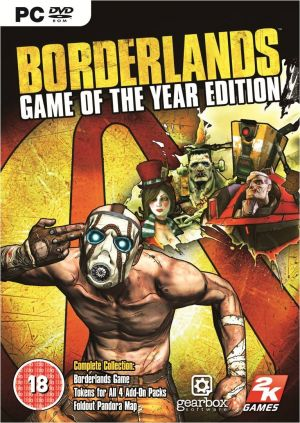 Borderlands: Game Of The Year Edition for Windows PC