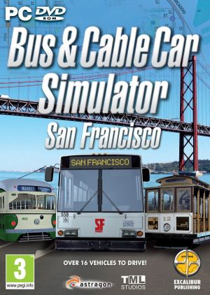 Bus & Cable Car Simulator - San Francisco for Windows PC