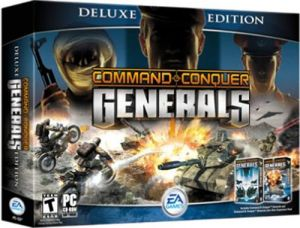 Command & Conquer Generals - Deluxe Edition for Windows PC
