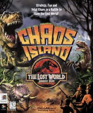 Chaos Island - The Lost World: Jurassic Park for Windows PC