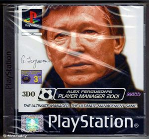 Alex Ferguson's Player Manager 2001 for PlayStation