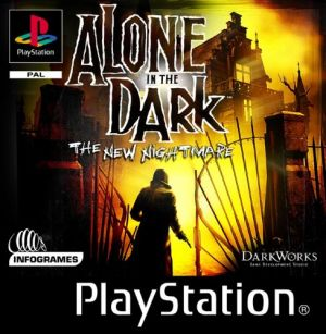 Alone in the Dark: The New Nightmare for PlayStation