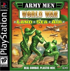 Army Men: Operation Meltdown for PlayStation