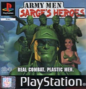 Army Men: Sarge's Heroes for PlayStation