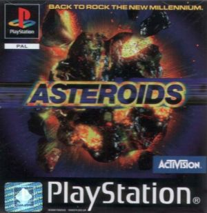Asteroids for PlayStation