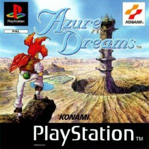 Azure Dreams for PlayStation