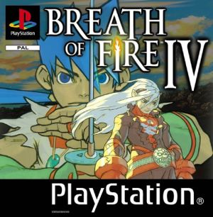 Breath Of Fire IV for PlayStation