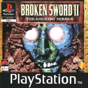 Broken Sword II: The Smoking Mirror for PlayStation