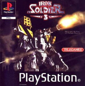 Iron Soldier 3 for PlayStation