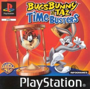 Bugs Bunny & Taz: Time Busters for PlayStation