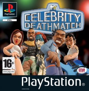 Celebrity Deathmatch for PlayStation