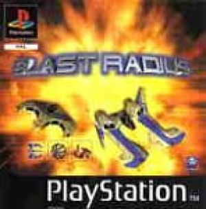 Blast Radius for PlayStation