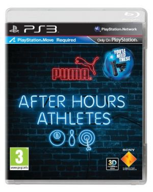 After Hours Athletes for PlayStation 3