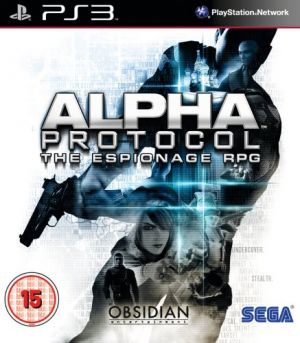 Alpha Protocol for PlayStation 3