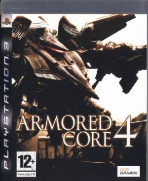Armored Core 4 for PlayStation 3