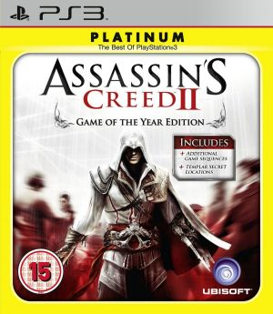 Assassin's Creed II: Game of the Year Edition for PlayStation 3