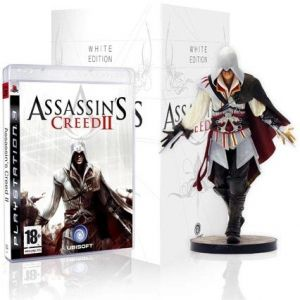 Assassin's Creed II: White Edition for PlayStation 3