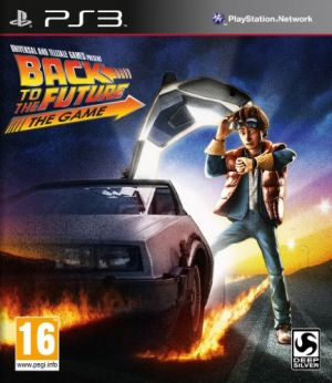 Back To The Future: The Game for PlayStation 3