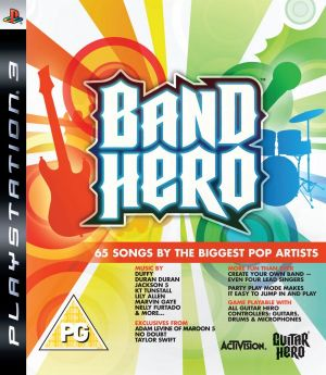 Band Hero for PlayStation 3