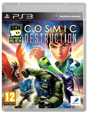 Ben 10 Ultimate Alien: Cosmic Destruction for PlayStation 3