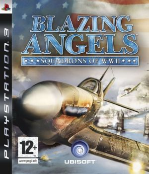 Blazing Angels: Squadrons of WWII for PlayStation 3