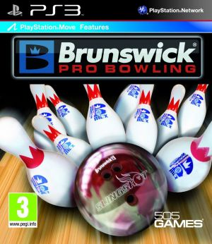 Brunswick Pro Bowling for PlayStation 3