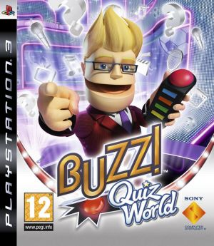 Buzz! Quiz World for PlayStation 3