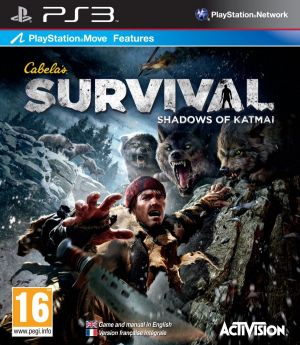 Cabela's Survival: Shadows of Katmai for PlayStation 3