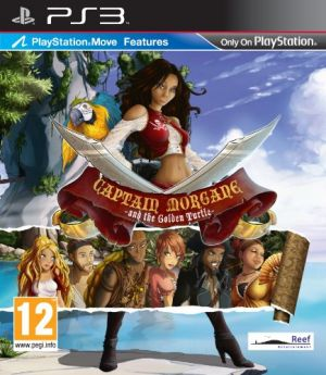 Captain Morgane and the Golden Turtle for PlayStation 3
