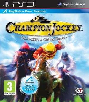 Champion Jockey: G1 Jockey & Gallop Racer for PlayStation 3