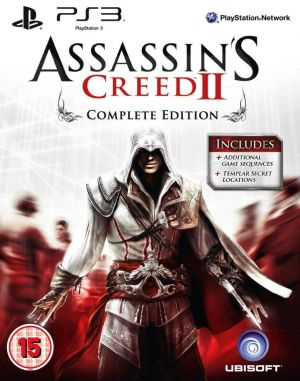 Assassin's Creed II: Complete Edition for PlayStation 3