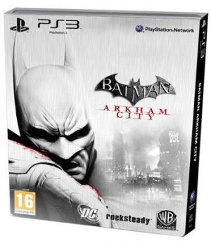 Batman: Arkham City [Steelbook Edition] for PlayStation 3