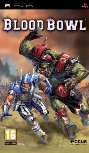 Blood Bowl for Sony PSP