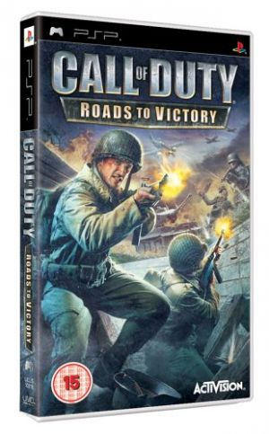 Call of Duty: Roads to Victory for Sony PSP