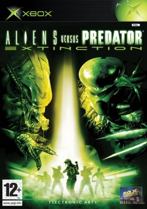 Aliens verses Predator: Extinction for Xbox