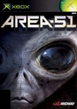 Area-51 for Xbox
