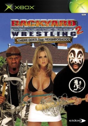 Backyard Wrestling 2: There Goes The Neighbourhood for Xbox