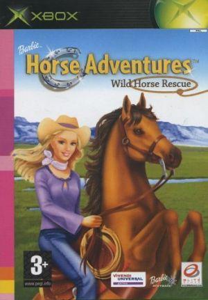 Barbie Horse Adventures: Wild Horse Rescue for Xbox