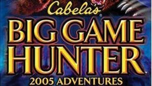 Cabela's Big Game Hunter 2005 Adventures for Xbox