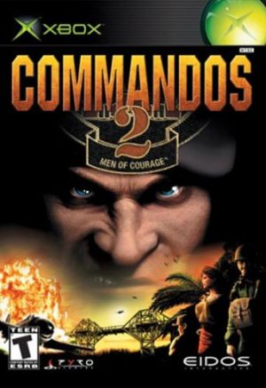 Commandos 2: Men of Courage for Xbox